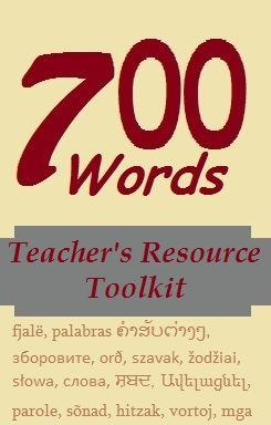 700 Words Teacher's Resource Toolkit